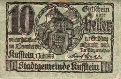 Image #1 of 10 Heller 1919 - Kufstein