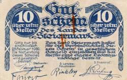 Imaginea #1 a 10 Heller 1919 -  Steiermark