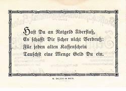 Imaginea #2 a 10 Heller 1920 - Baden