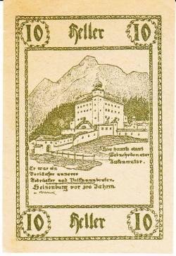 Image #1 of 10 Heller 1920 - Pettenbach