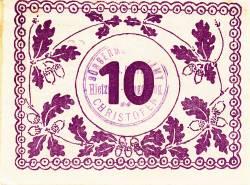 Imaginea #2 a 10 Heller 1920 - Christofen