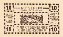 Image #1 of 10 Heller 1920 - Ebreichsdorf