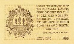 Image #2 of 10 Heller 1920 - Ebreichsdorf