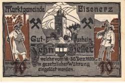 Image #1 of 10 Heller 1920 - Eisenerz