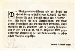 Image #2 of 10 Heller 1920 - Eisenerz