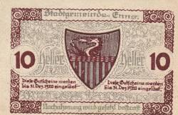 10 Heller 1920 - Enns