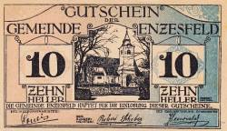 Image #1 of 10 Heller 1920 - Enzesfeld