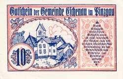 Imaginea #1 a 10 Heller 1920 - Eschenau im Pinzgau