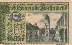 Imaginea #1 a 10 Heller 1920 - Fischamend