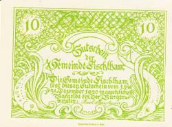 Imaginea #1 a 10 Heller 1920 - Fischlham
