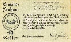 Image #2 of 10 Heller 1920 - Fraham