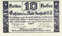 Image #1 of 10 Heller 1920 - Freistadt