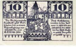 Image #2 of 10 Heller 1920 - Freistadt