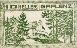 10 Heller 1920 - Gaflenz