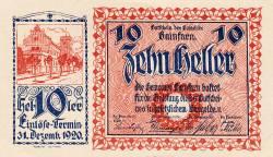Image #1 of 10 Heller 1920 - Gainfarn