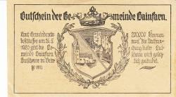 Image #2 of 10 Heller 1920 - Gainfarn