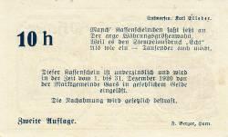 Image #2 of 10 Heller 1920 - Gars am Kamp