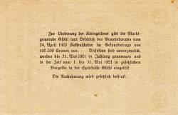 Image #2 of 10 Heller 1920 - Gföhl