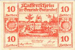Imaginea #1 a 10 Heller 1920 - Gneixendorf