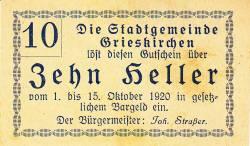 Image #1 of 10 Heller 1920 - Grieskirchen