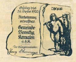 Image #2 of 10 Heller 1920 - Kematen an der Krems