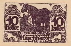Imaginea #1 a 10 Heller 1920 - Kirchberg bei Linz