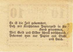 Image #2 of 10 Heller 1920 - Kirchheim