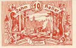 Image #1 of 10 Heller 1920 - Klaffer am Hochficht