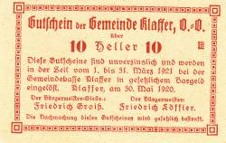 Image #2 of 10 Heller 1920 - Klaffer am Hochficht