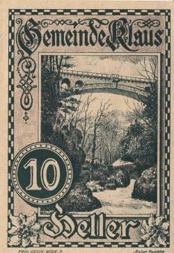 Imaginea #1 a 10 Heller 1920 - Klaus