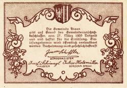 Imaginea #2 a 10 Heller 1920 - Klaus