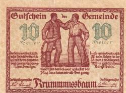 Image #1 of 10 Heller 1920 - Krummnußbaum