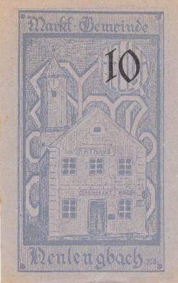 Imaginea #2 a 10 Heller 1920 - Neulengbach