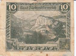 Image #1 of 10 Heller 1920 - Lower Austria - Niederösterreich