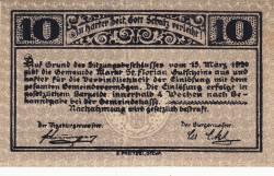 Imaginea #2 a 10 Heller 1920 - Sankt Florian