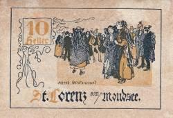 Image #1 of 10 Heller 1920 - Sankt Lorenz am Mondsee