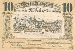 Image #1 of 10 Heller 1920 - Sankt Veit an der Triesting