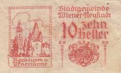 Image #1 of 10 Heller 1920 - Wiener Neustadt