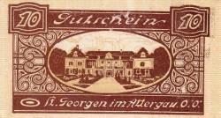 Image #2 of 10 Heller 1920 - Sankt Georgen im Attergau
