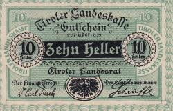 Image #1 of 10 Heller 1920 - Tirol