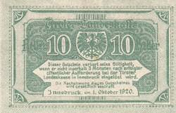 Image #2 of 10 Heller 1920 - Tirol