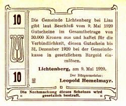 Image #2 of 10 Heller 1920 - Lichtenberg