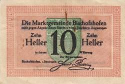 Image #2 of 10 Heller 1920 - Bischofshofen
