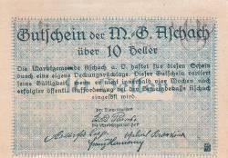 Imaginea #2 a 10 Heller ND - Aschach an der Donau
