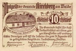 Image #1 of 10 Heller 1920 - Kirchberg am Walde