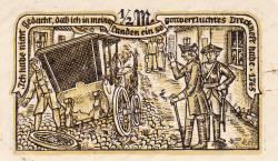 Image #2 of 1/2 Mark 1921 - Krausberg