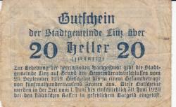 Image #2 of 20 Heller 1919 - Linz
