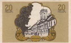 Imaginea #1 a 20 Heller 1920 - Bad Hall
