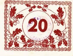 Imaginea #2 a 20 Heller 1920 - Christofen