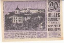 Imaginea #2 a 20 Heller ND - Ebelsberg